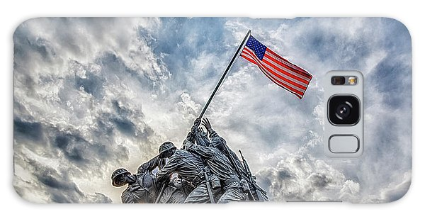 Iwo Jima Memorial Galaxy Case