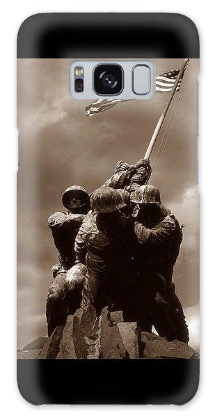 Iwo Jima War Memorial Washington Galaxy Case