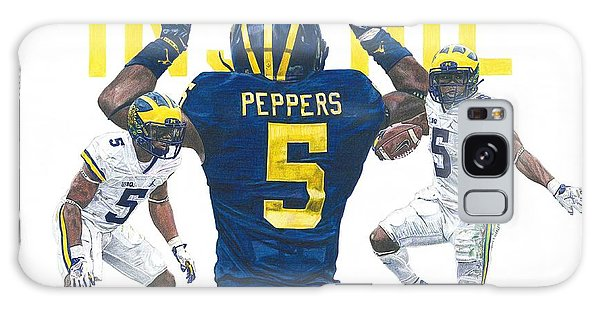 Jabrill Peppers Galaxy Case