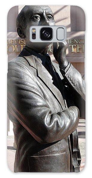 Jack Benny Galaxy Case by Jeff Lowe