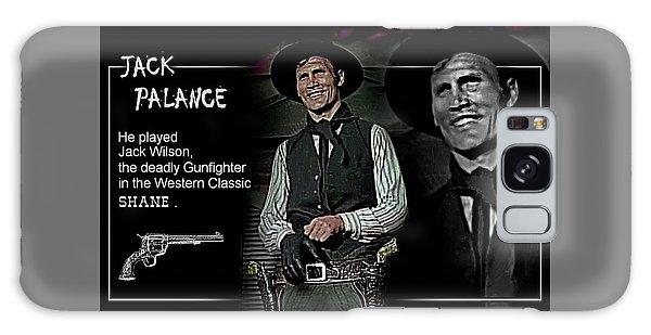 Jack  Palance Galaxy Case
