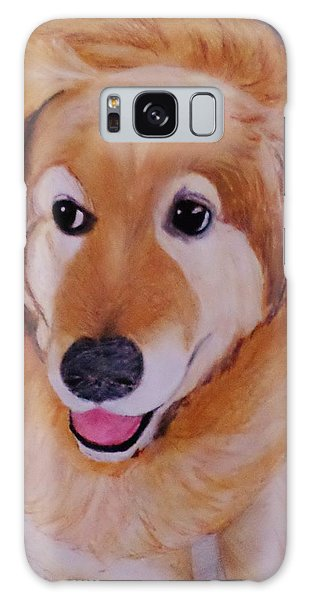Jack Ready To Go Galaxy Case by Christy Saunders Church