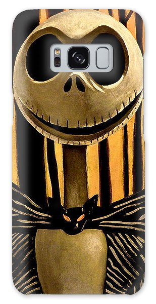 Jack Skelington Galaxy Case