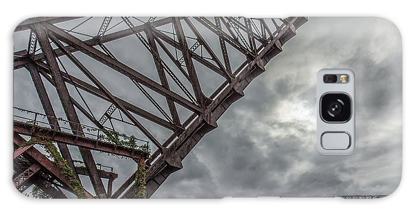 Jackknife Bridge To The Clouds Galaxy Case