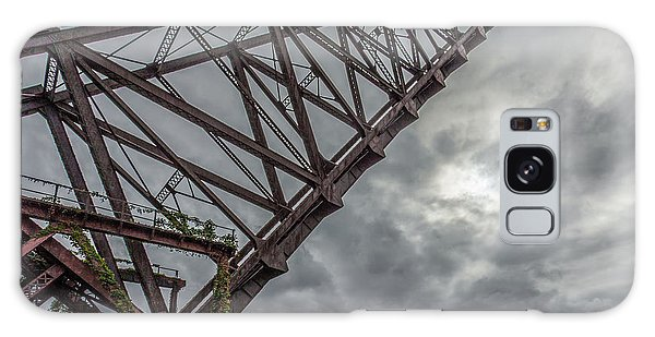 Jackknife Bridge To The Clouds Galaxy Case