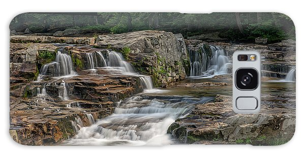 Galaxy Case featuring the photograph Jackson Falls by Cindy Lark Hartman