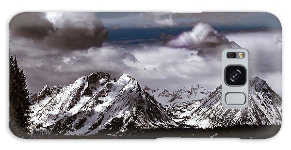 Jackson Lake Peaks Galaxy Case