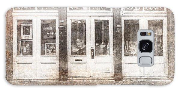 Jackson On Bourbon Street Galaxy Case by Craig J Satterlee