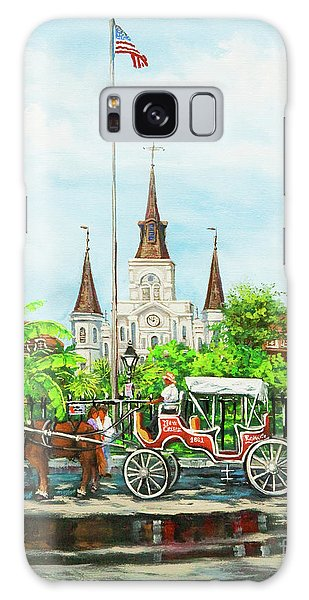 Jackson Square Carriage Galaxy Case