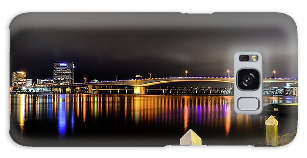 Jacksonville Night Sky Galaxy Case