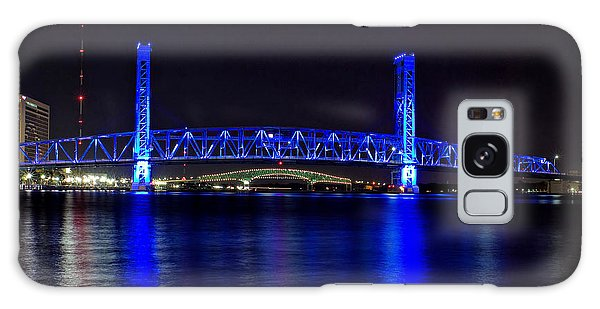 Jacksonville's Blue Bridge Galaxy Case
