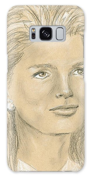 Jacqueline Kennedy Galaxy Case