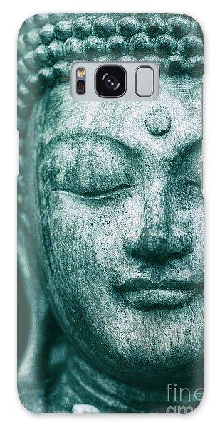 Buddha Galaxy Case - Jade Buddha by Tim Gainey