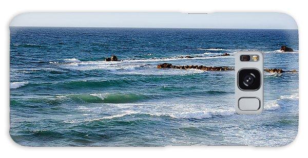 Jaffa Beach 10 Galaxy Case