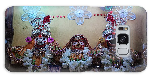Jagannath, Baladev And Subhadra At Govinda's, Mumbai Galaxy Case