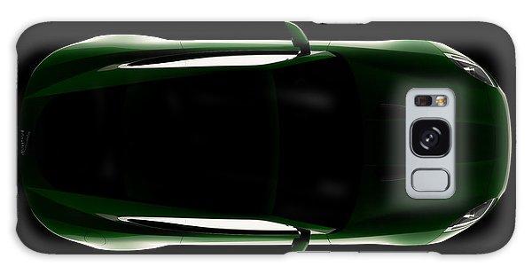 Jaguar F-type - Top View Galaxy Case