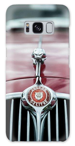 Jaguar Grille Galaxy Case