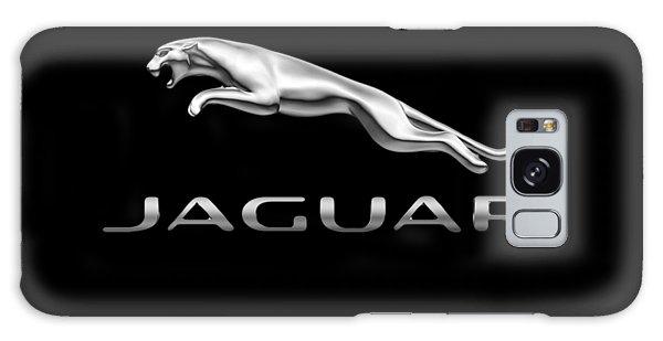 Jaguar Logo Galaxy Case