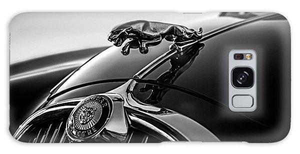 Jaguar Mascot Galaxy Case by Douglas Pittman