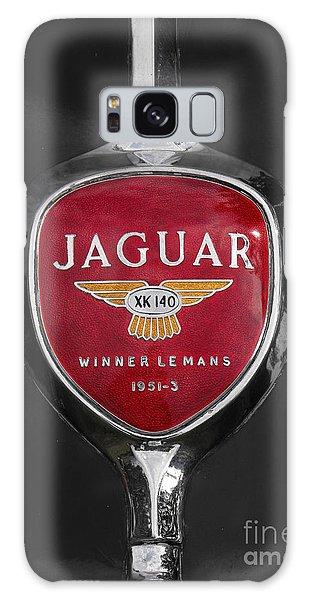 Jaguar Medallion Galaxy Case
