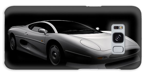 Jaguar Xj220 Galaxy Case