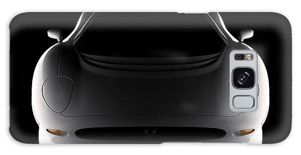 Jaguar Xj220 - Front View Galaxy Case