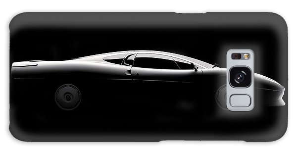 Jaguar Xj220 - Side View Galaxy Case