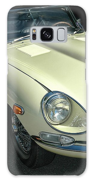 Jaguar Xke Roadster Galaxy Case