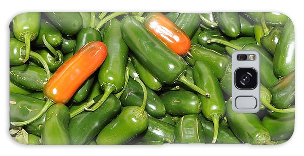 Jalapeno Peppers Galaxy Case