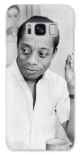James Baldwin (1924-1987) Galaxy Case