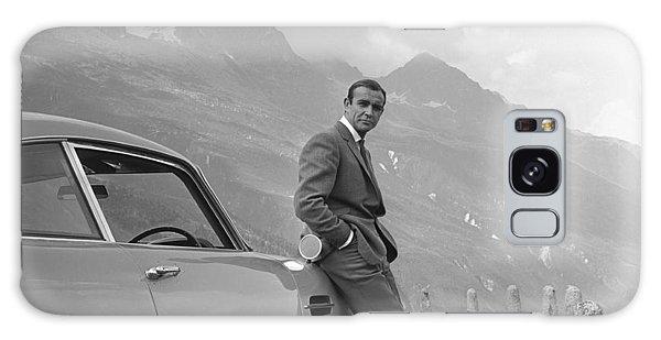 James Bond And His Aston Martin Galaxy Case