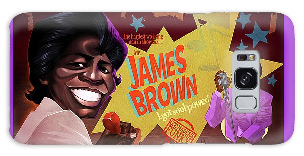 James Brown Galaxy Case