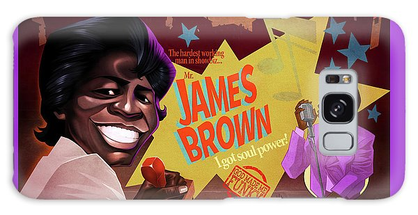 James Brown Galaxy Case