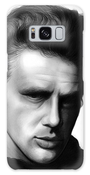 James Dean Galaxy Case by Greg Joens