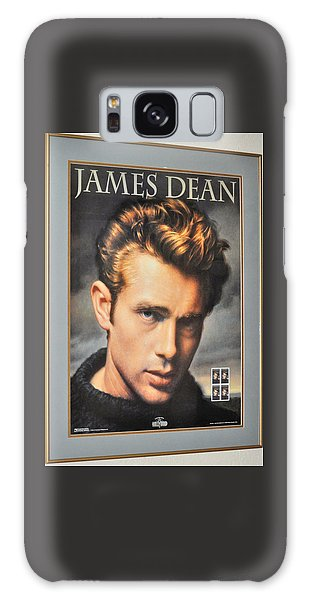 James Dean Hollywood Legend Galaxy Case