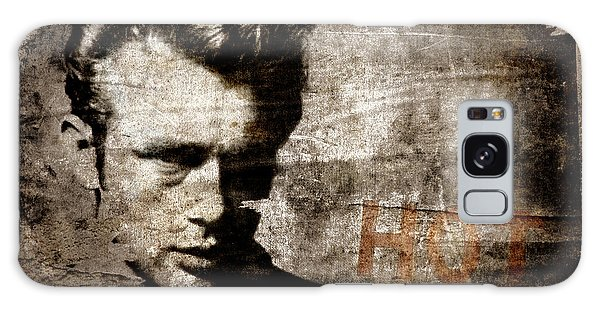 James Dean Hot Galaxy Case by Carol Leigh