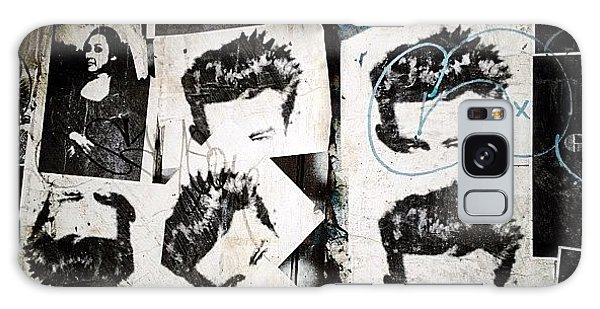 James Dean Galaxy Case