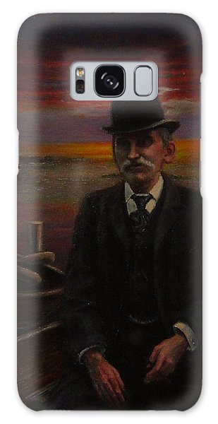 James E. Bayles Sunset Years Galaxy Case