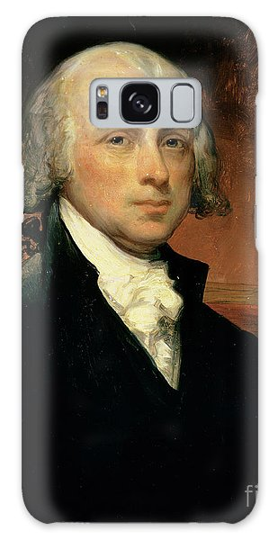 Portraiture Galaxy Case - James Madison by American School