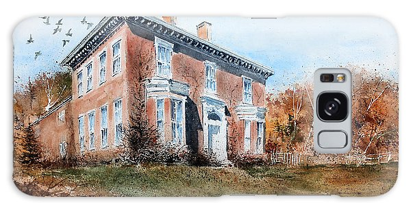 James Mcleaster House Galaxy Case