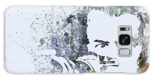 Window Galaxy Case - James Steward  Rear Window by Naxart Studio