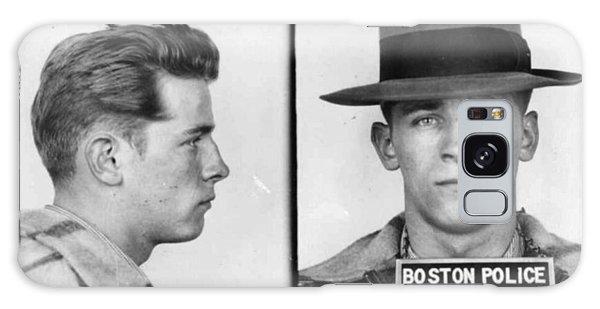 James Whitey Bulger Mug Shot 1953 Horizontal Galaxy Case