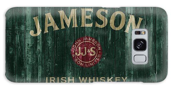 Jameson Irish Whiskey Barn Door Galaxy Case