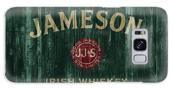 Jameson Irish Whiskey Barn Door Galaxy Case