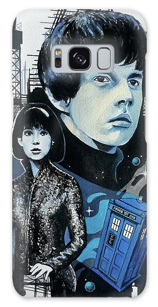 Jamie And Zoe Galaxy Case by Tom Carlton