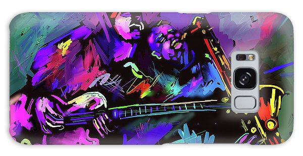 Jammin' The Funk Galaxy Case by DC Langer