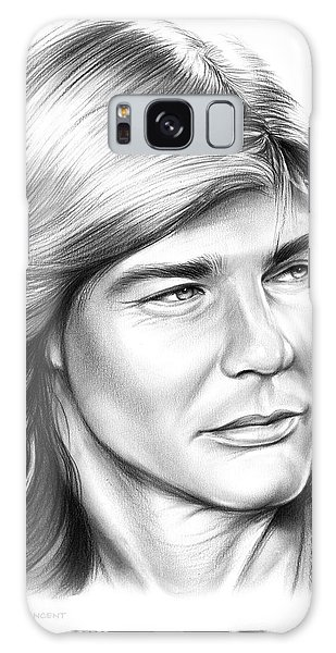 Helicopter Galaxy Case - Jan Michael Vincent by Greg Joens