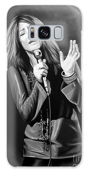 Folk Singer Galaxy Case - Janis Joplin by Meijering Manupix