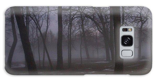 January Fog 2 Galaxy Case
