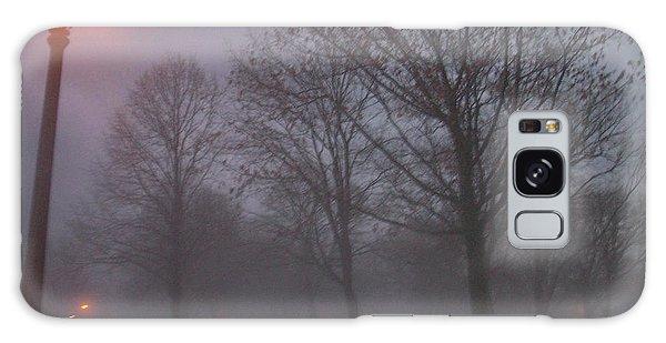 January Fog 3 Galaxy Case
